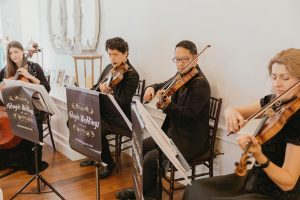 quartet for wedding