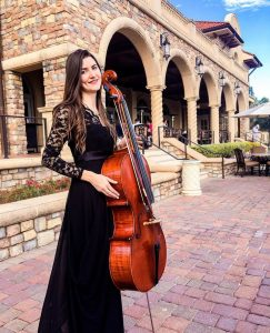 cellist for wedding ceremony and events