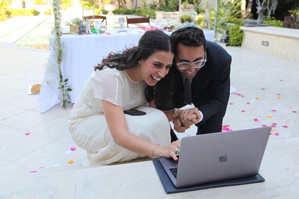 livestream weddings